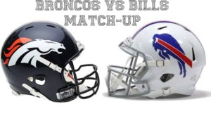 Denver Broncos vs Buffalo Bills