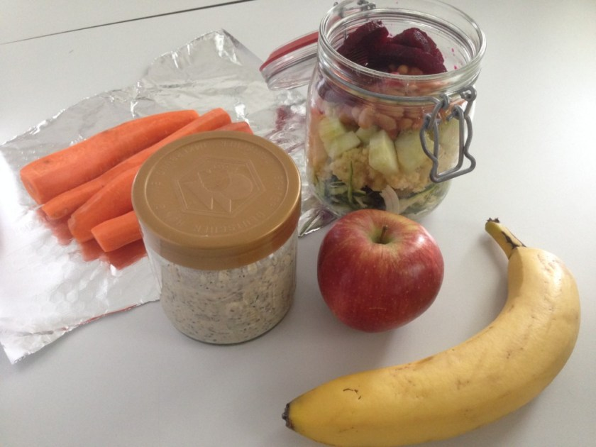 Vegan + glutenfree Meal Preparation