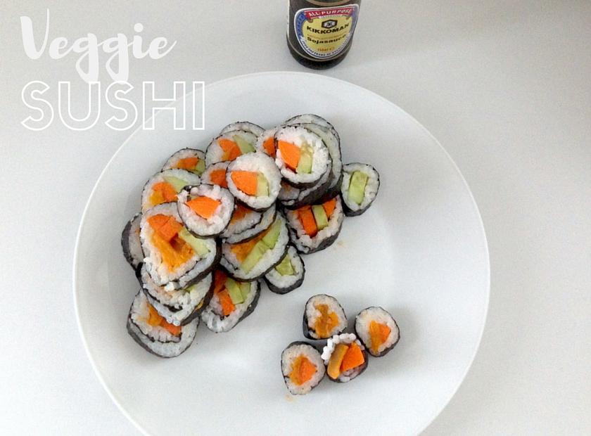 Simple Vegan Sushi Our Vegan Revolution