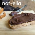 Vegan homemade nutella