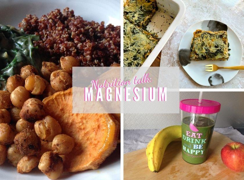 nutrition talk magnesium