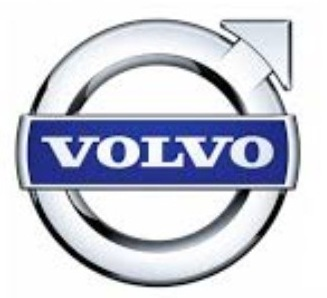 Volvo Logo - Iron sign