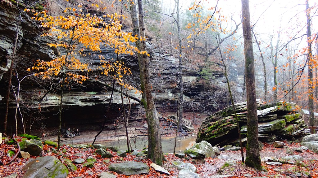 lost valley arkansas trail and cave waterfalls