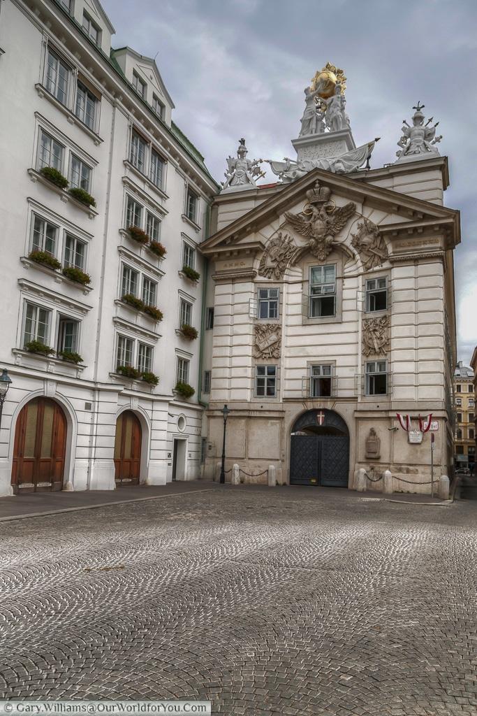 The Old Firestation, Vienna, Austria