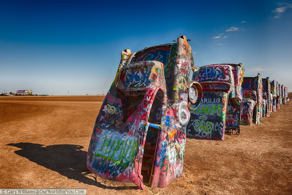 The Ranch, Cadillac Ranch, Amarillo, Texas