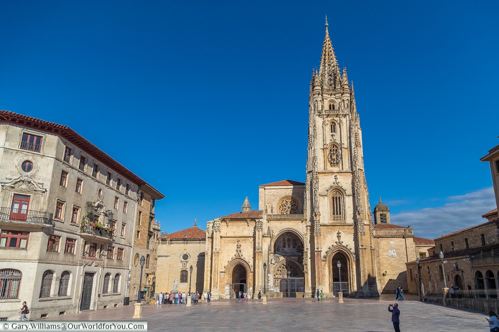 The Cathedral, Oviedo, Spain