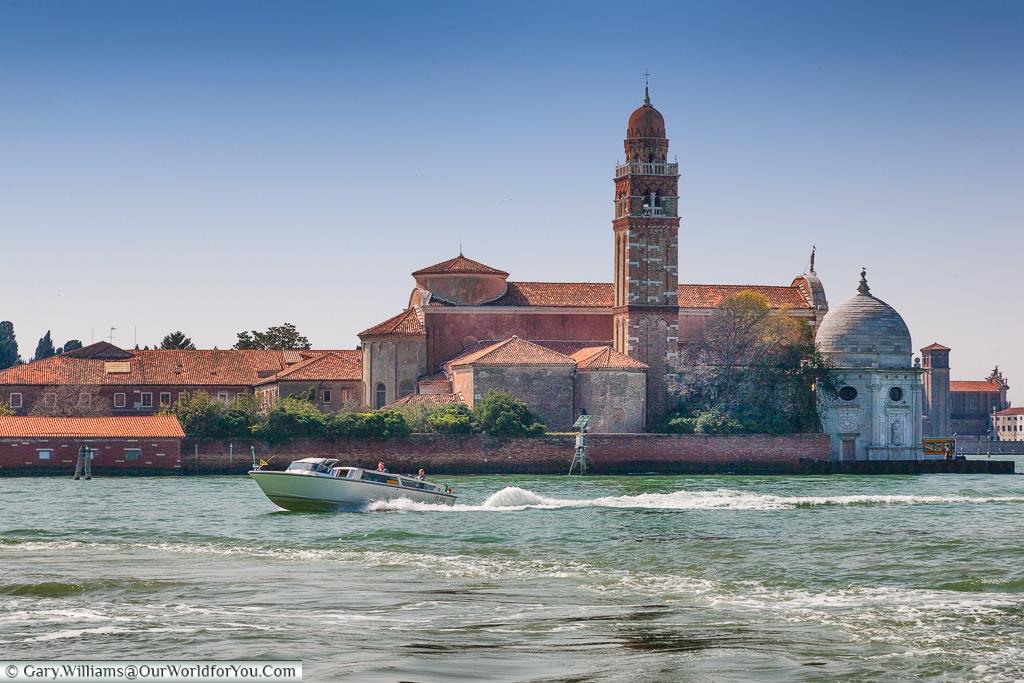 San Michele in Isola, Cimitero di San Michele, Venice, Italy