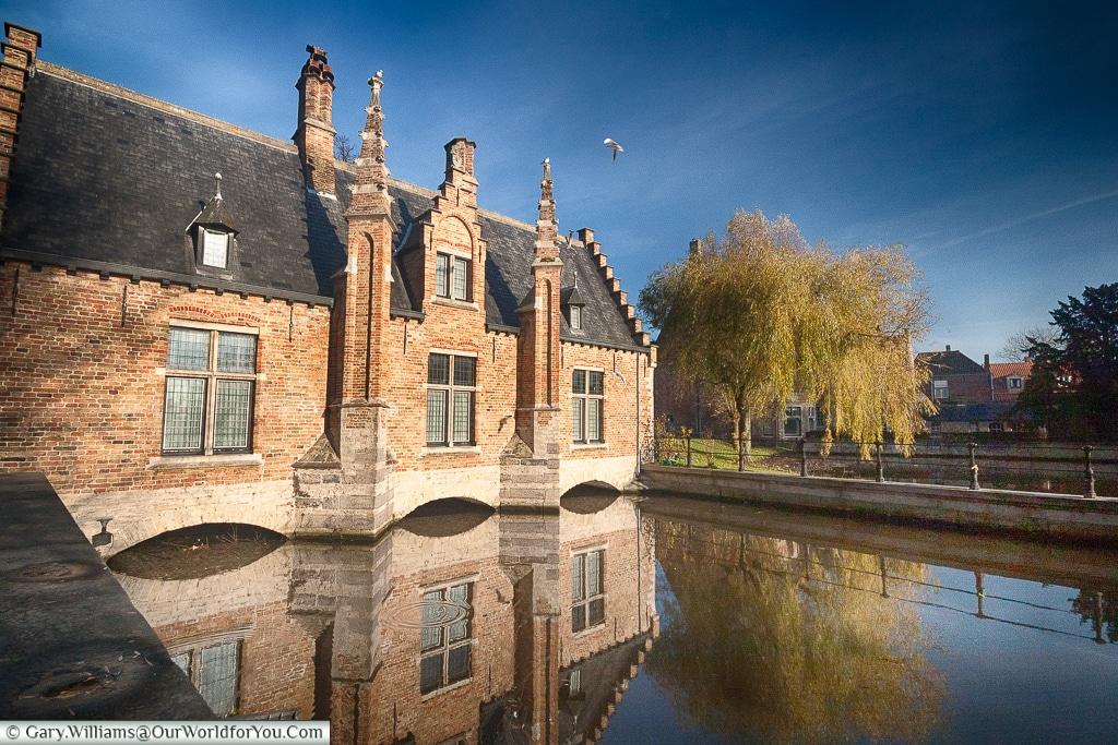The Lock House, Bruges, Belgium