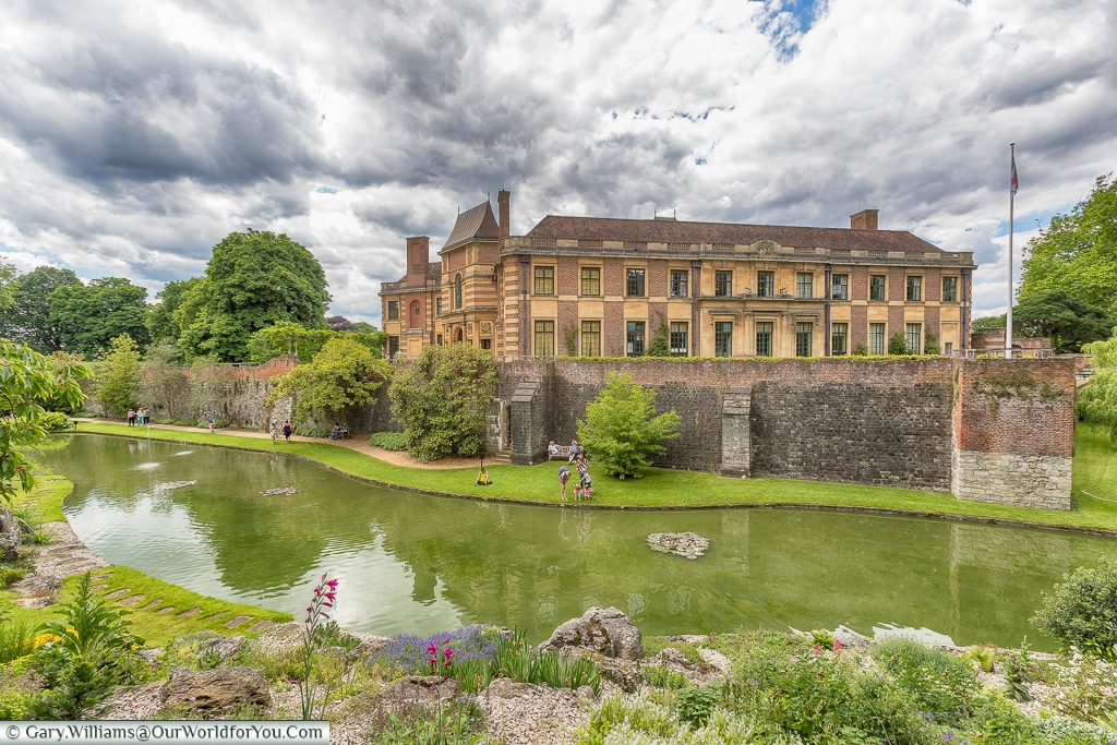 Eltham Palace, London, England, UK