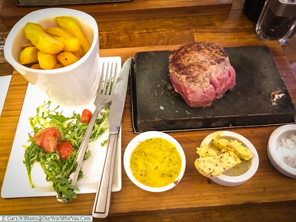 Steak at Prime, Norwich, Norfolk, England