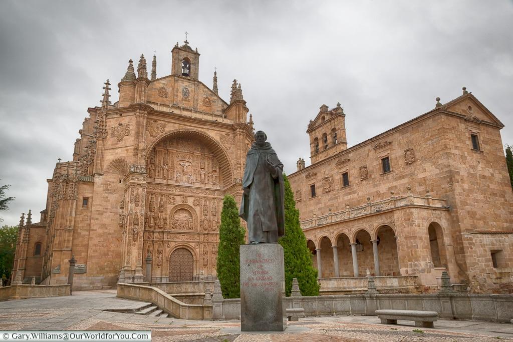Convent of San Esteban, Salamanca, Spain