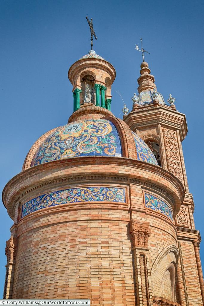 Capilla Virgen del Carmen, Seville, Andalusia, Spain