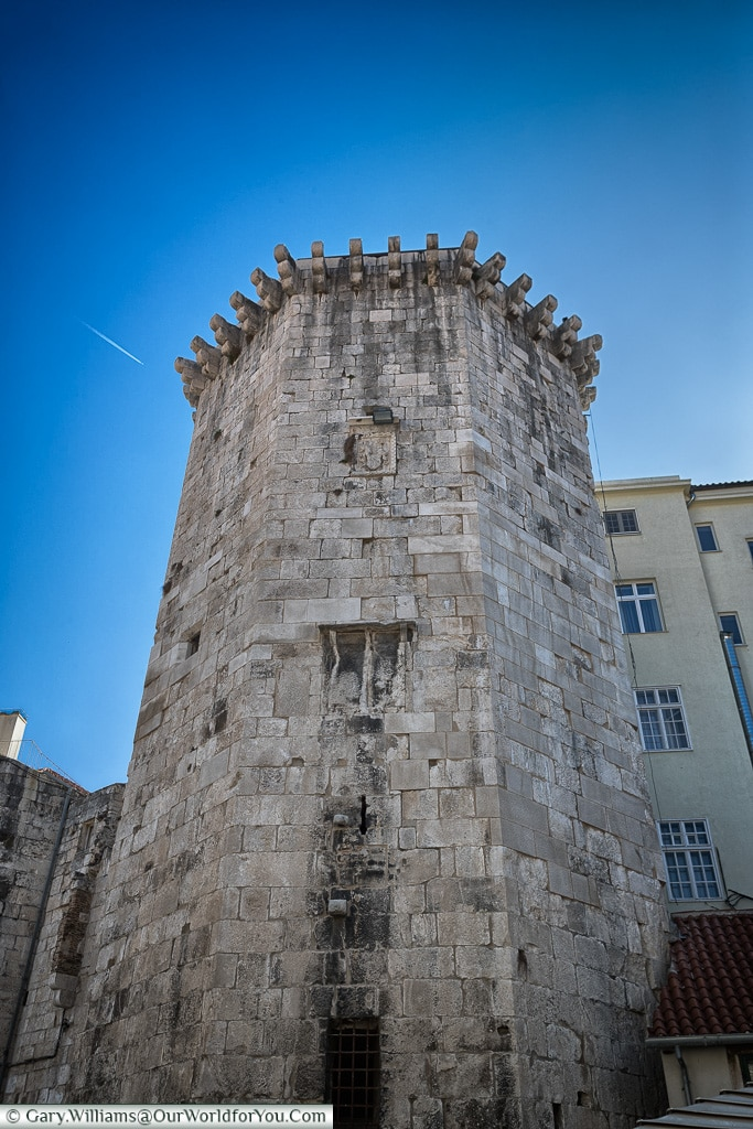 The Venetian Tower, Split, Croatia