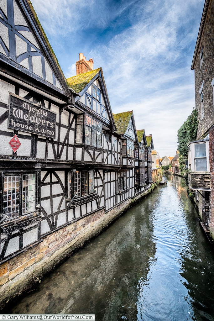 The Old Weavers House, Canterbury, Kent, England