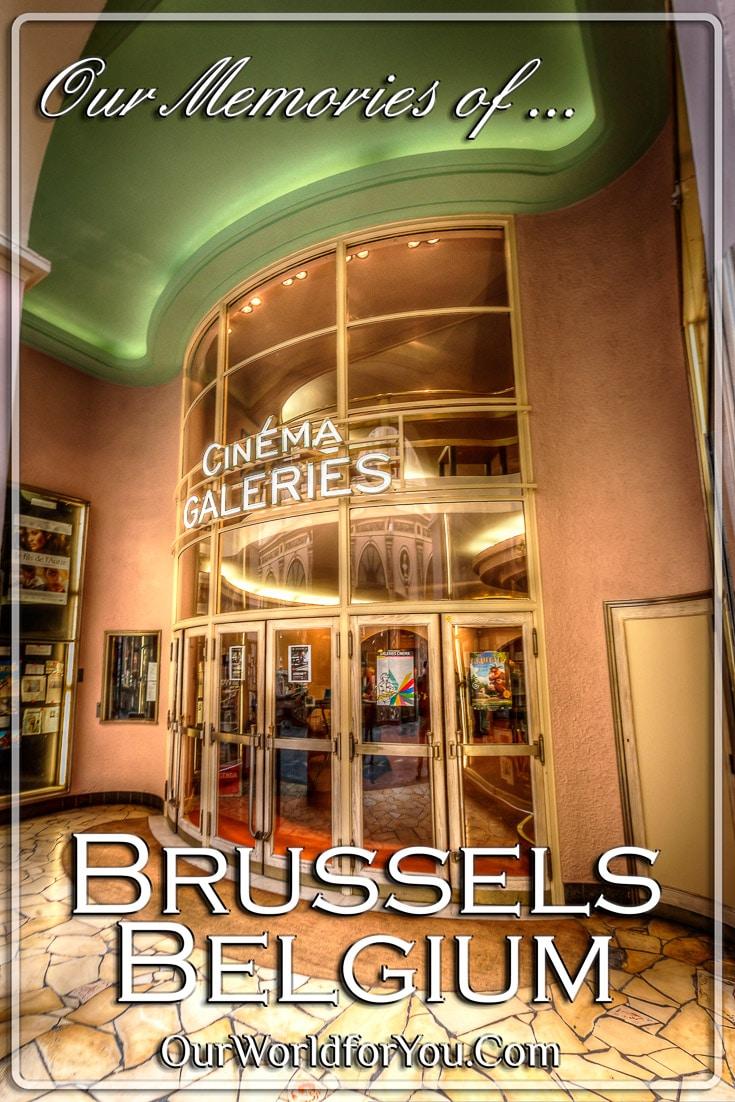 Memories of Brussels, Belgium