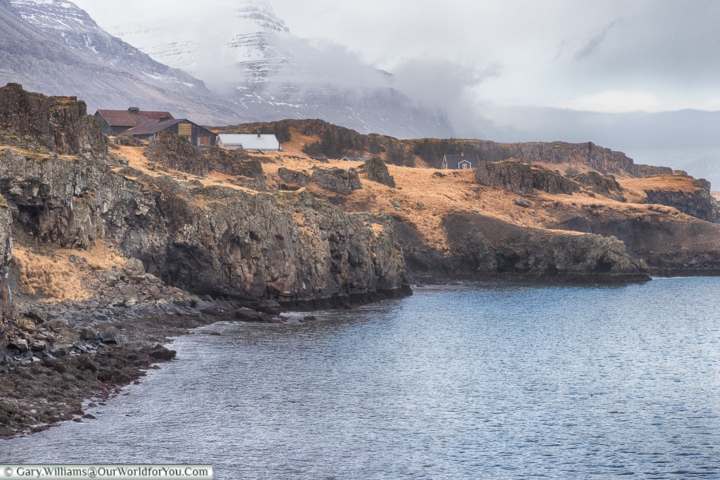 Teigarhorn Natural Monument and Nature Preserve, Iceland