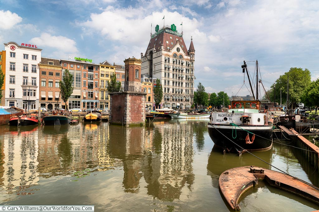 The Old Harbour, Rotterdam, Netherlands