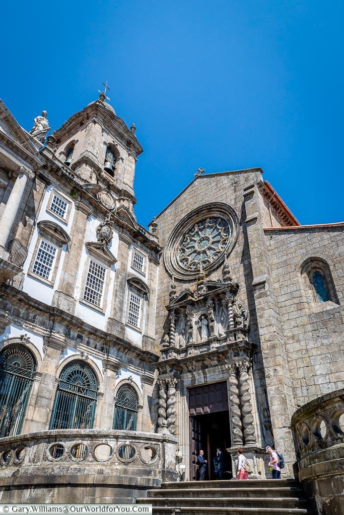 Monument Church Of St Francis, Porto, Portugal