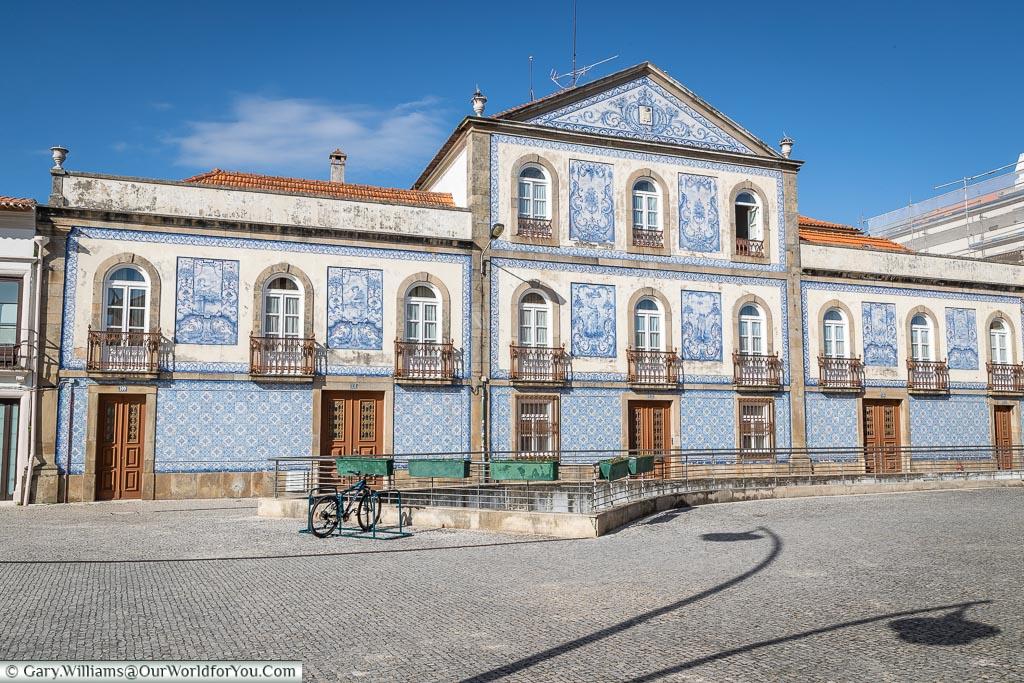 Praça do Marquês do Pombal, Aveiro, Portugal