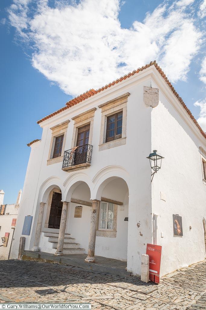 Casa Monsaraz, Monsaraz, Portugal