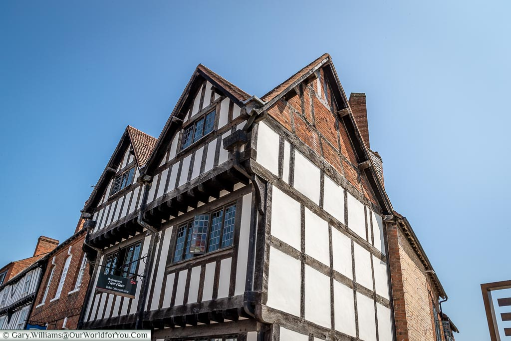 Nash's House, Stratford-upon-Avon, Warwickshire, England, UK