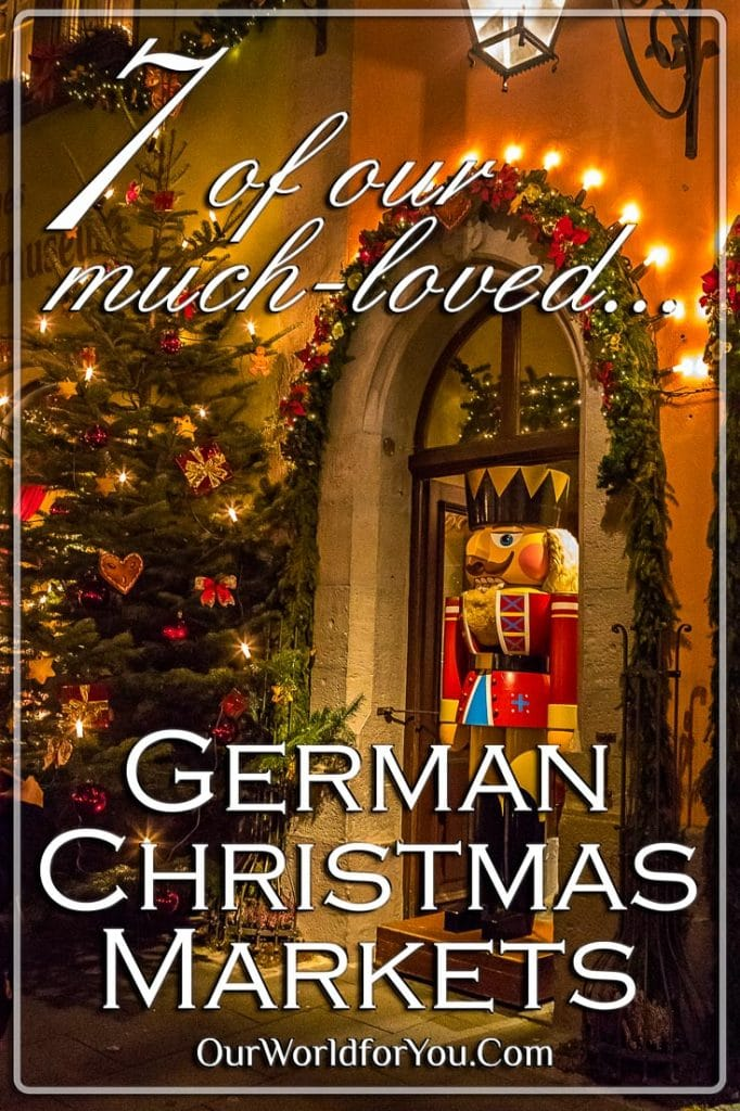 7 of our much-loved German Christmas Markets