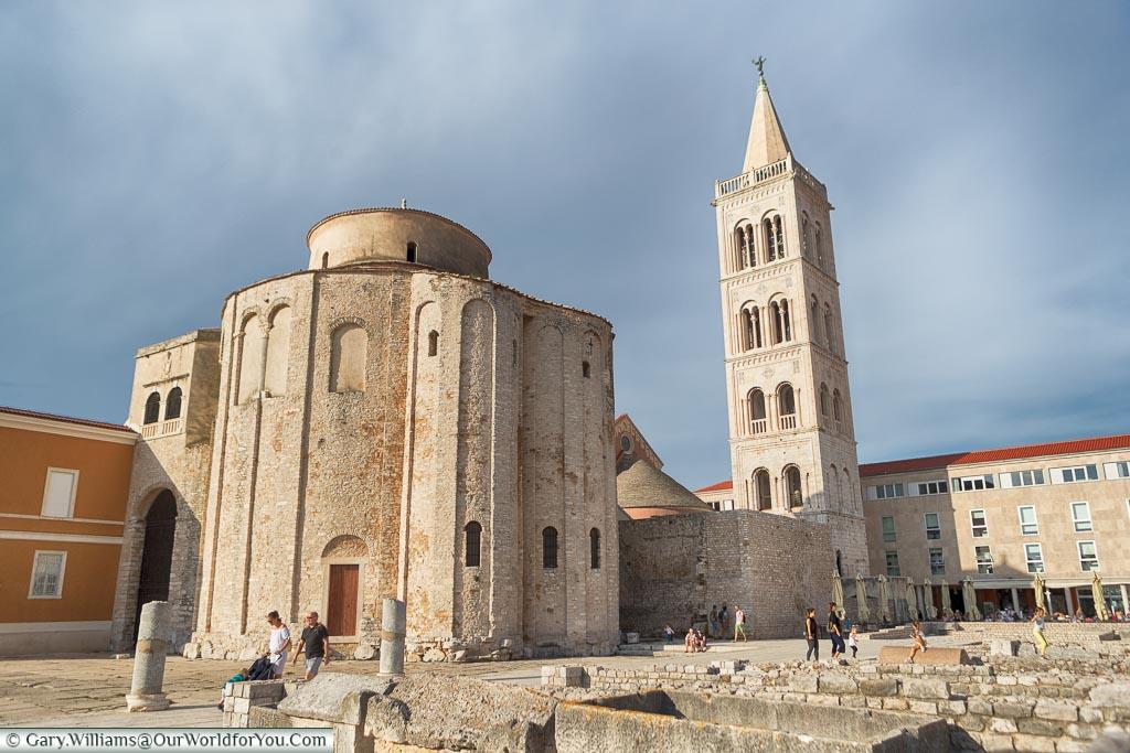 St Donatus, Zadar, Croatia