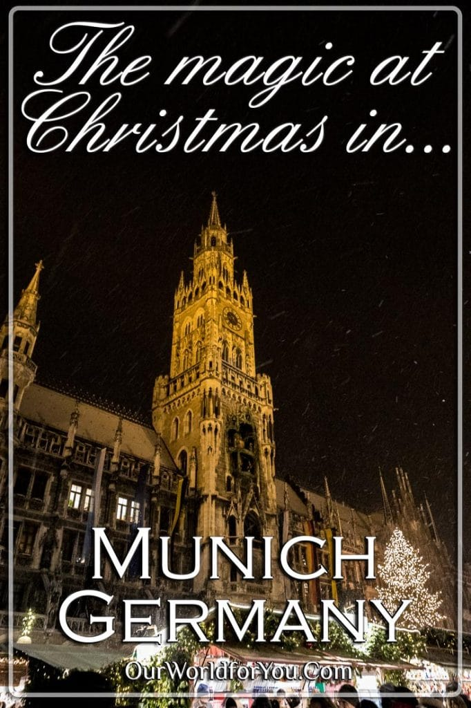 Magical Munich at Christmas