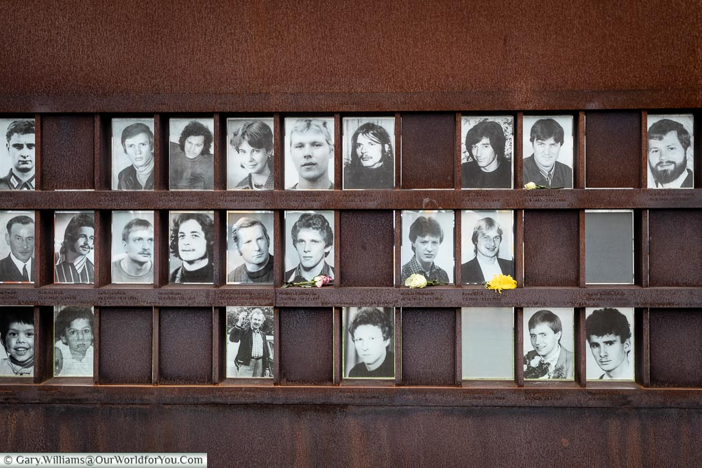 A few who lost their lives, Berlin German Christmas Markets