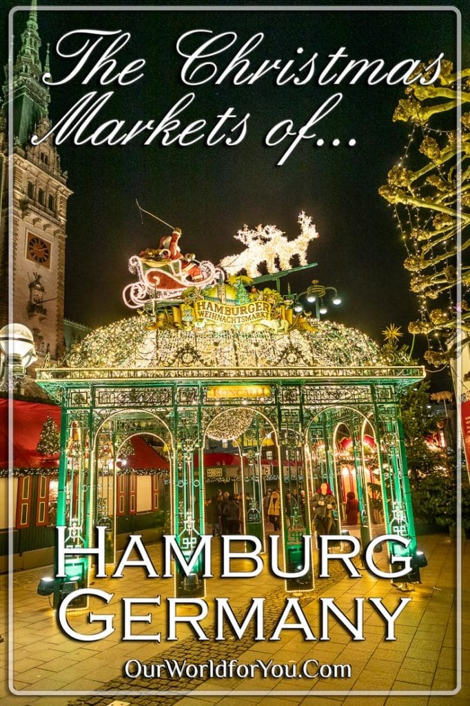 Hamburg's Christmas Markets