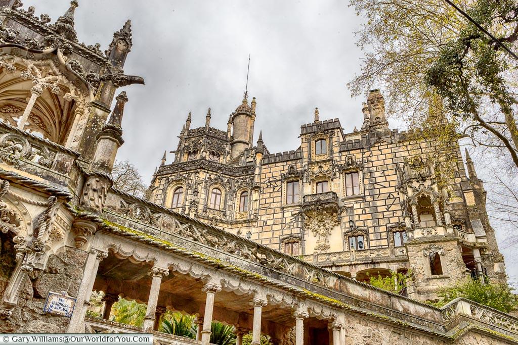 The Quinta da Regaleira, Sintra, Portugal