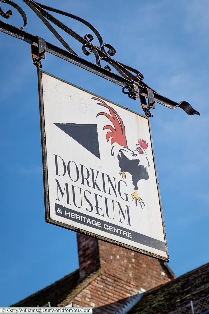 Dorking Museum & Heritage Centre, Dorking, Surrey, England, UK