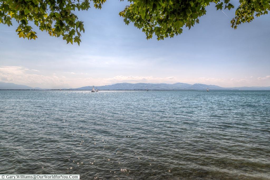 Lake Constance & Lindau Island