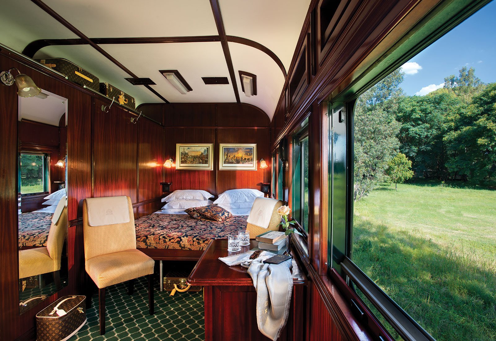Top Luxury Trains