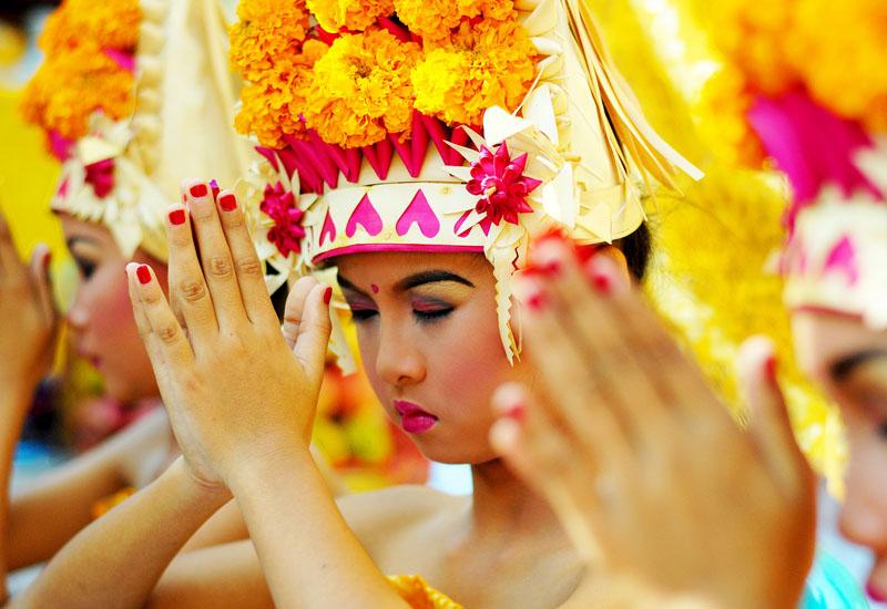 Nyepi the Balinese Day of Silence