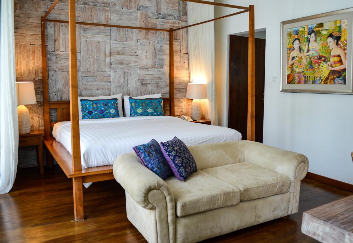 Affordable stay in Seminyak Bali