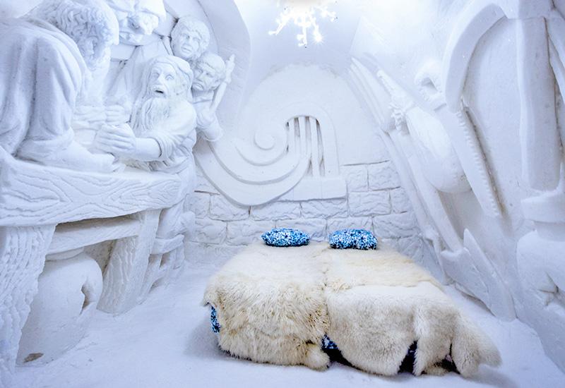 Photo Credits Snow Castle Of Kemi