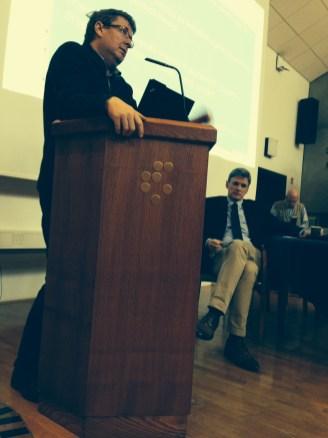 Mitja Jermol the new Chairholder and Jadran Lenarčič – Director of the Jožef Stefan Institute