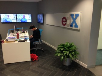 edX office @ MIT campus