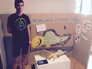 The Dinosaur - MyMachine Slovenia 1st Exibition