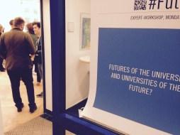 Future-U Workshop @ Leuphana Digital School