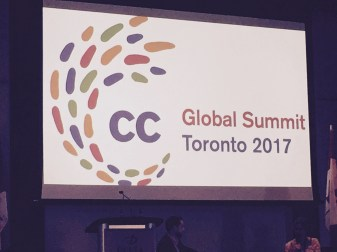 Creative Commons 2017 Global Summit: Sharing and the Commons: What's Next, Toronto – April 28-30, 2017