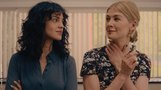 Netflix's 'I Care a Lot' Was Almost a Perfect Lesbian Movie
