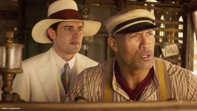 Disney's First Gay Character Doesn't Speak in 'Jungle Cruise' Trailer
