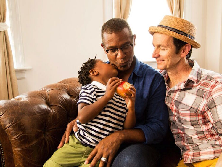 Watch Denis OHare Discusses Love For His Husband And Son