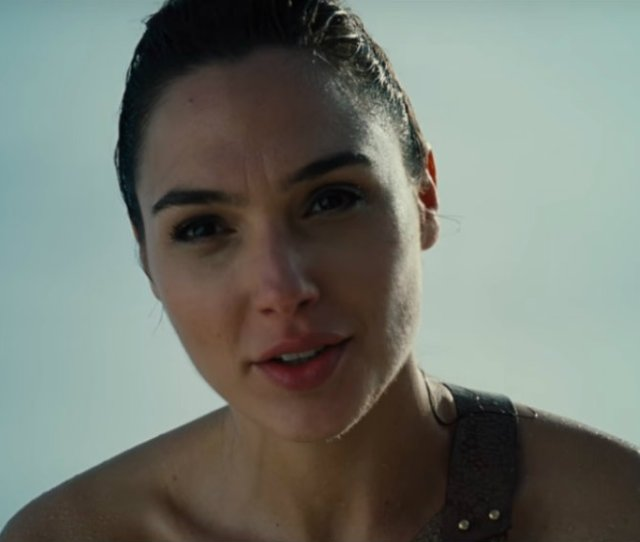 Gal Gadot Is Everything We Ever Wanted In The First Wonder Woman Trailer