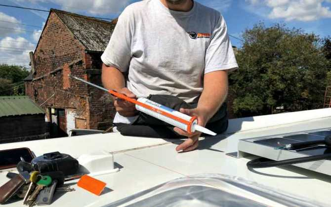 the stepbystep guide to fitting a caravan solar panel