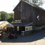 Frittering Away The Morning at The Old Cider Mill in Glastonbury