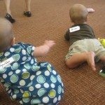 A Class for Babies at Noah Webster Library
