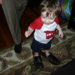 Wordless Wednesday: Daddy's Shoes